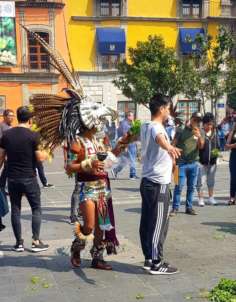 Ritual de limpia, 5 unusual things to do in Mexico City