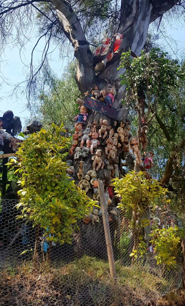 Island of the dolls, Xoximilco, 5 unusual things to do in Mexico City