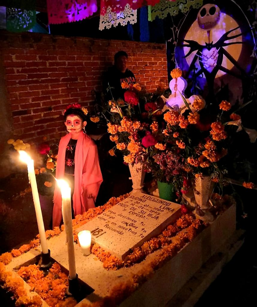 Graveyard, Day of the dead, Mexico
