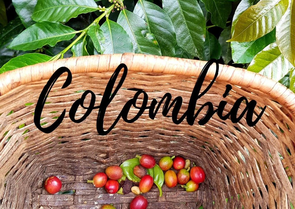 Colombia destination