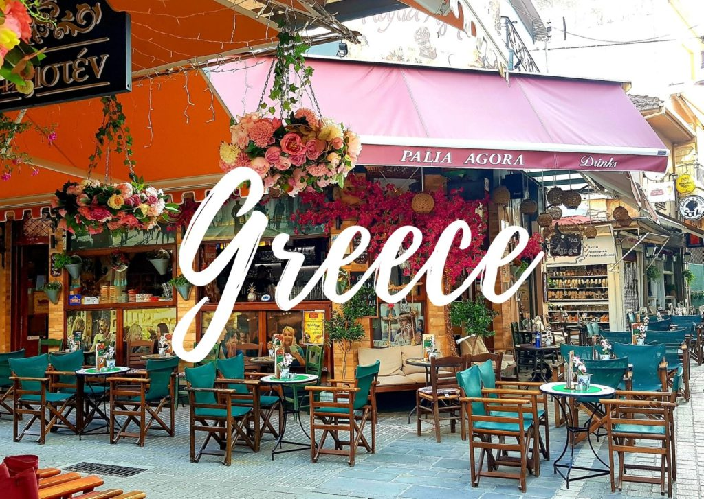 greece destination