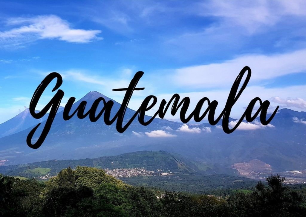 destination guatemala